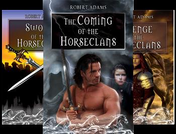 Horseclans Series (18 Book Series) by Robert Adams