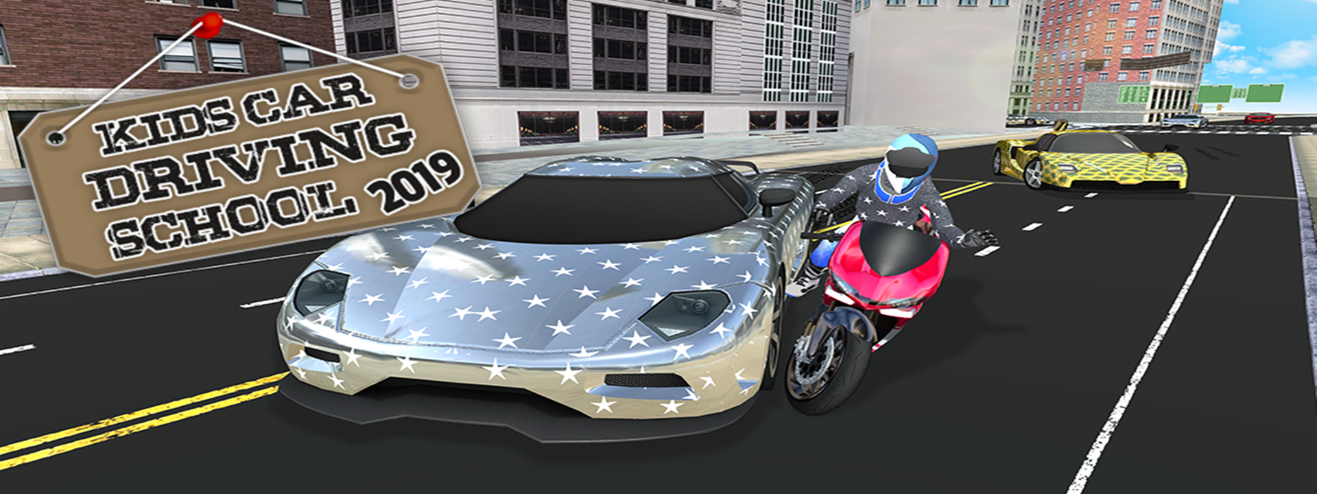 Amazon com: Kids Car Driving School 2019: Appstore for Android