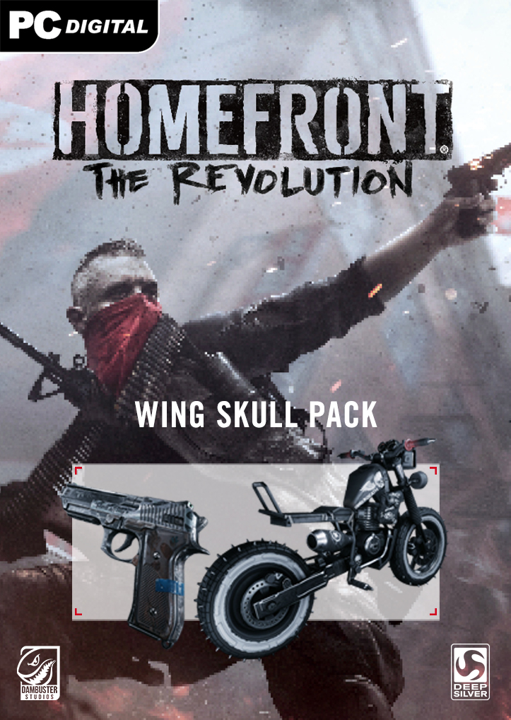 Homefront: The Revolution - The Wing Skull Pack [Online Game ()