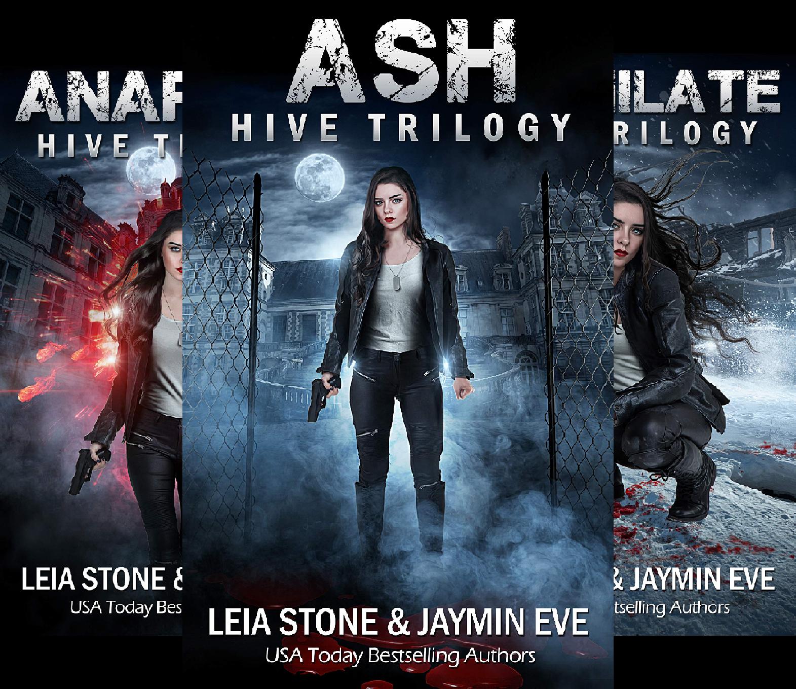 Hive Trilogy (3 Book Series)