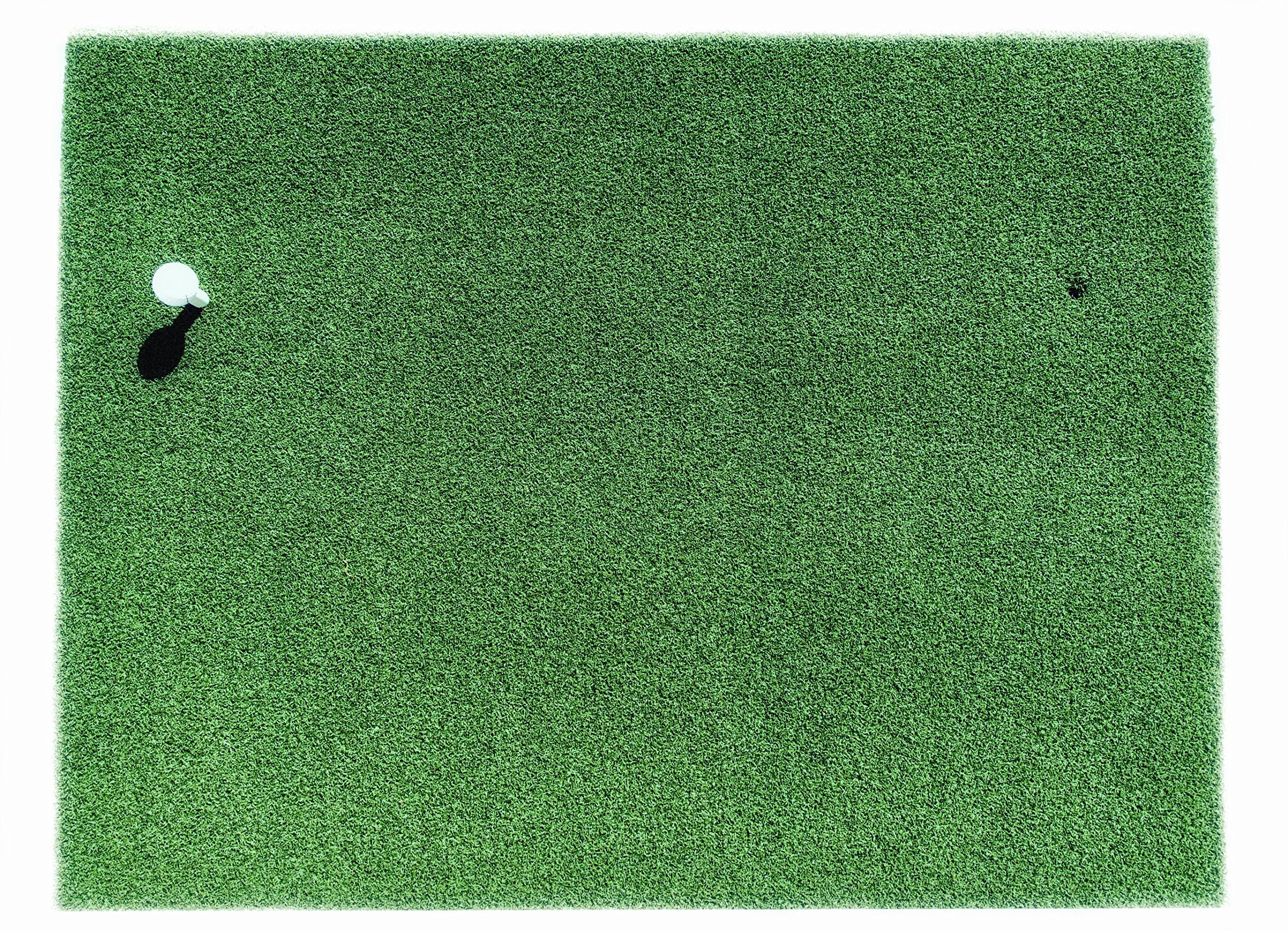 Fairway One Golf Hitting Mat (48in x 36in) by Motivo Golf