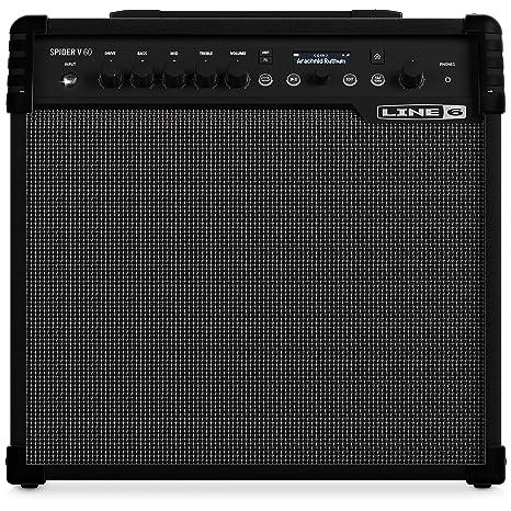 Line 6 Spider V 60 · Amplificador de Guitarra Eléctrica: Amazon.es: Instrumentos musicales