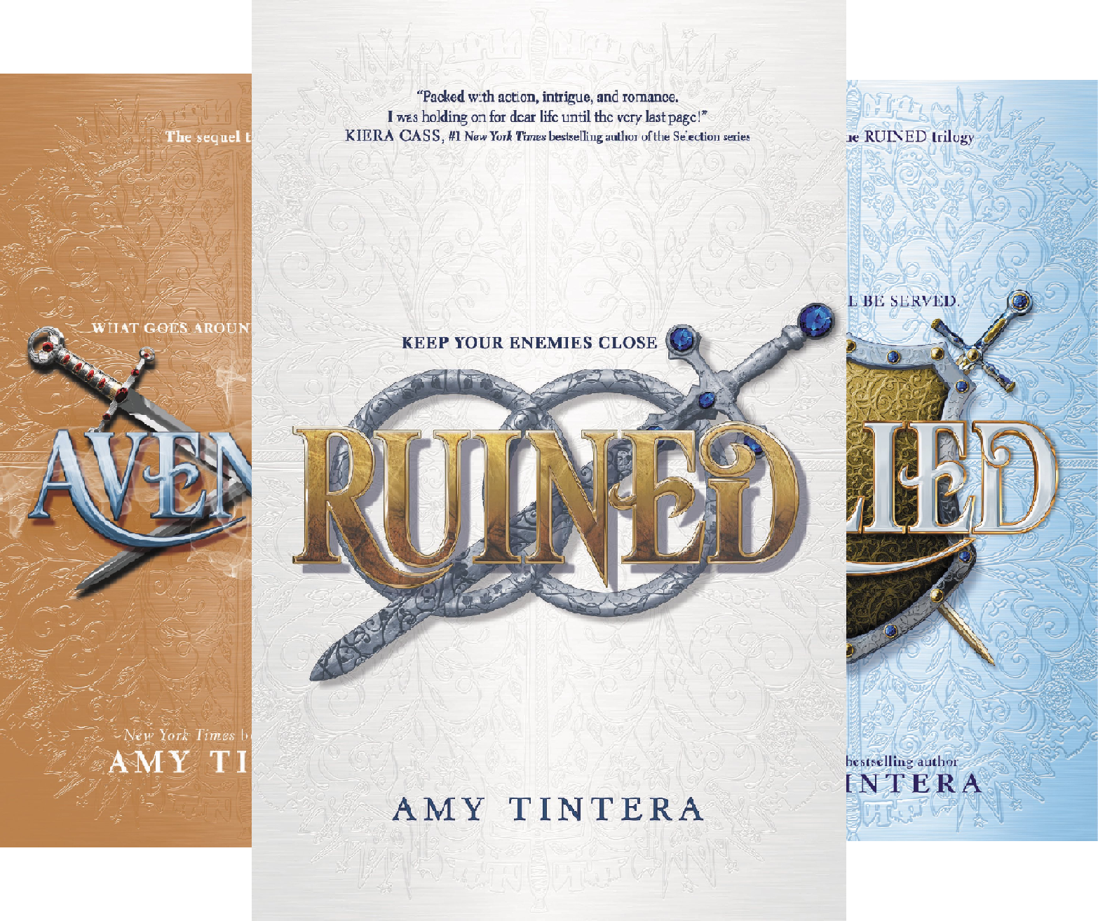 Ruined (3 Book Series)