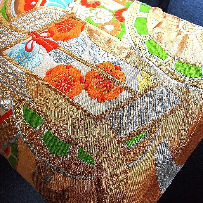 Amazon.com: Bolso Tote de Obi (Kimono) bolsa japonesa ...