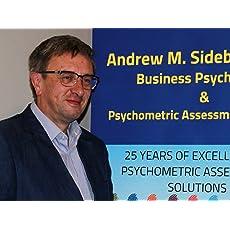 Andrew M Sidebottom