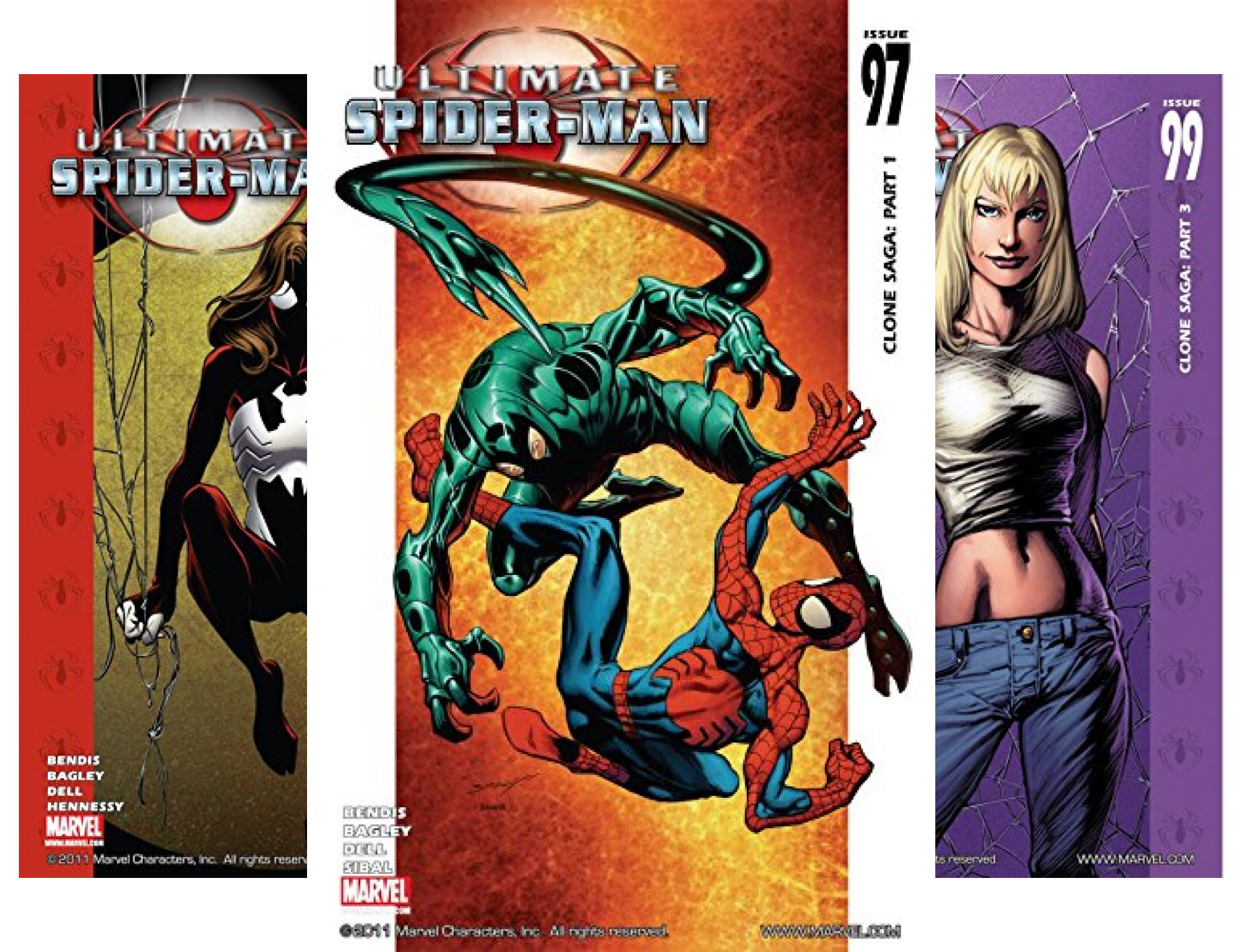 Price comparison product image Ultimate Spider-Man Collections #97-104 (8 Book Series)