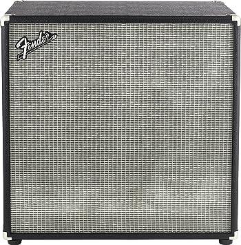 Fender Bassman 410 Neo 500 Watt 4x10 Inch Bass Amp Cabinet