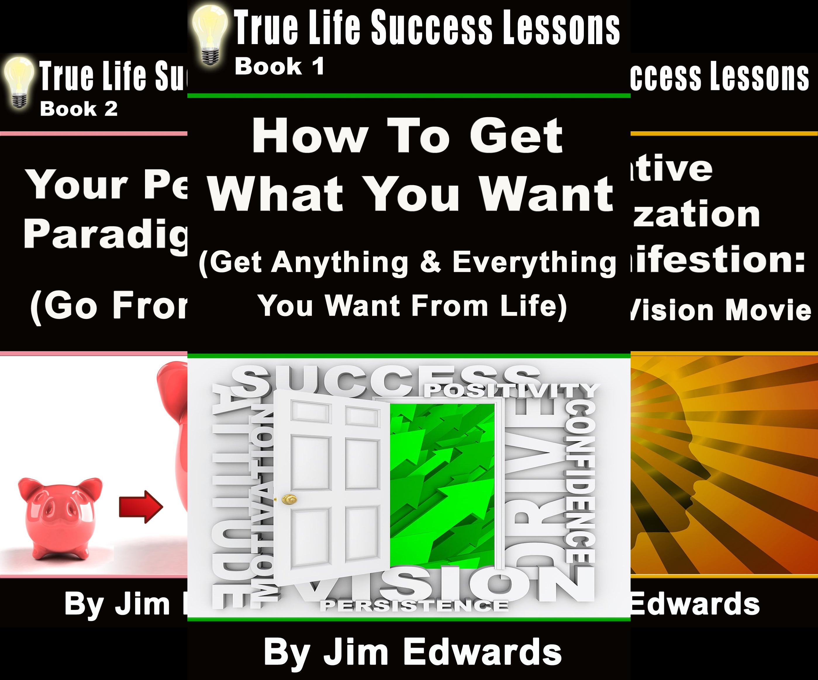 True Life Success Lessons (12 Book Series)
