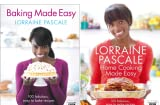 Lorraine Pascale's Baking and Home Cooking Made Easy (2 Book Series)
