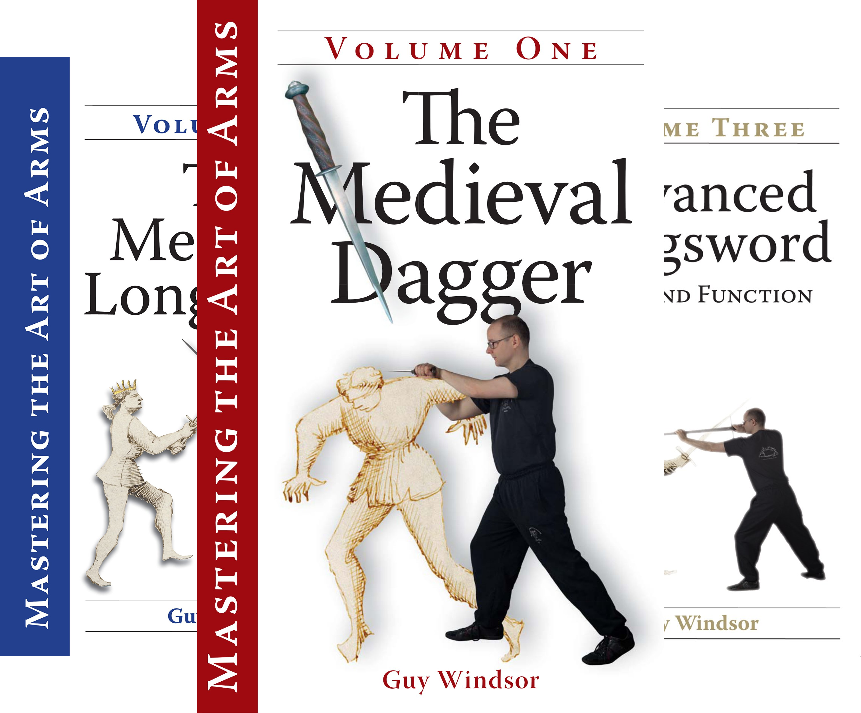Mastering the Art of Arms (3 Book Series)