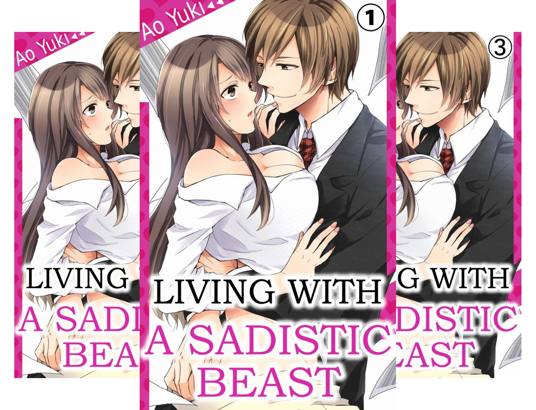 Living with a Sadistic Beast (5 Book Series)