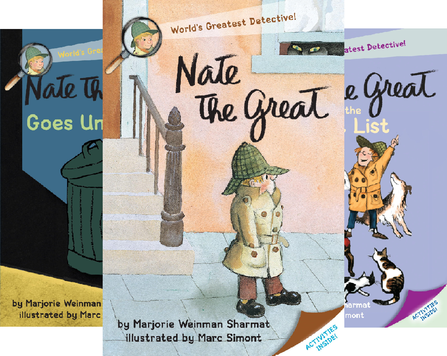 Nate the Great (26 Book Series) -
