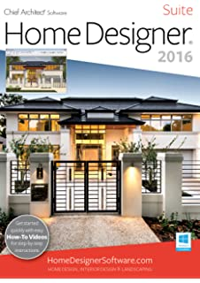 home designer suite 2016 pc - Home Designer Architectural 2016