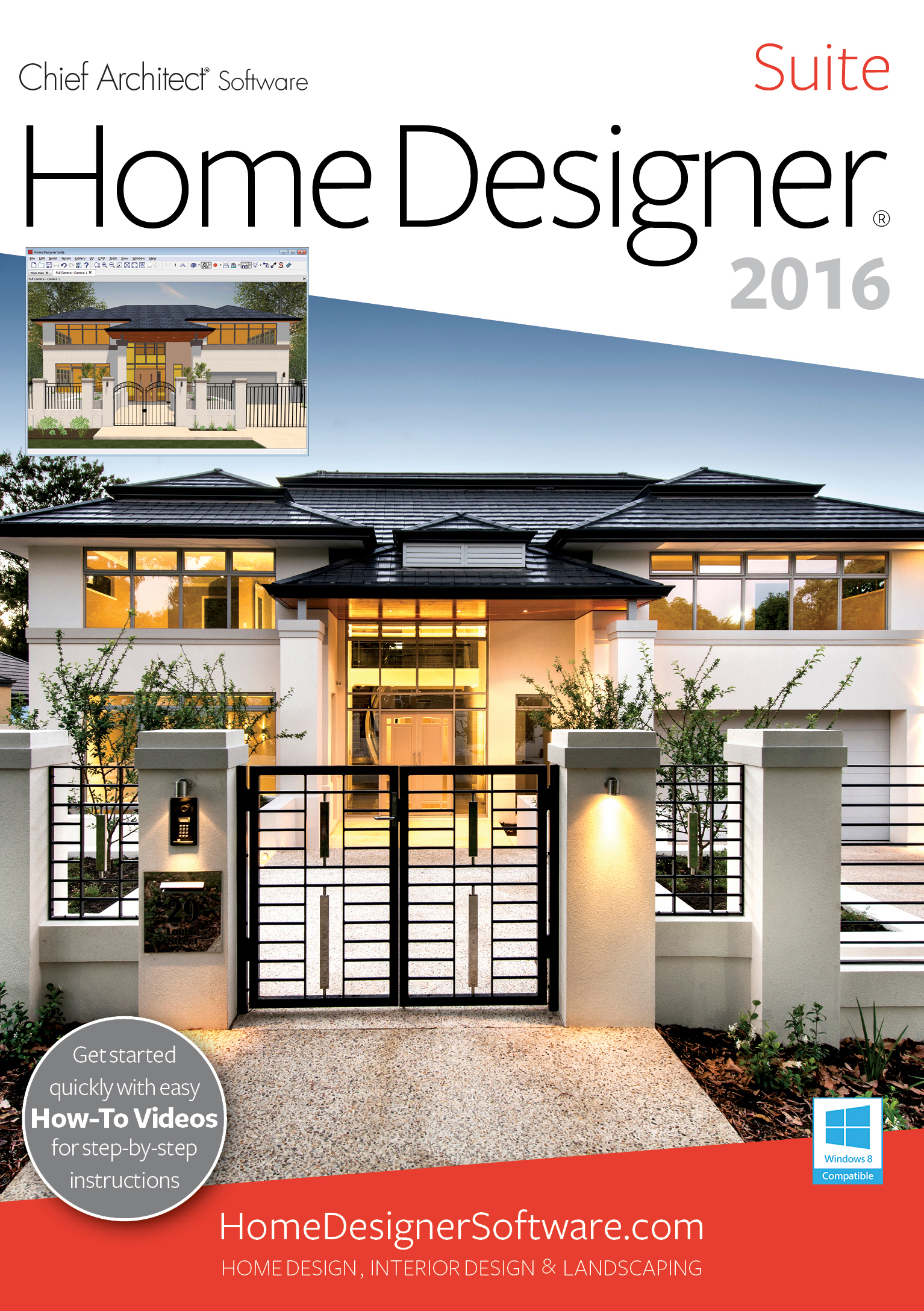 Amazon.com: Home Designer Suite 2016 [PC]: Software