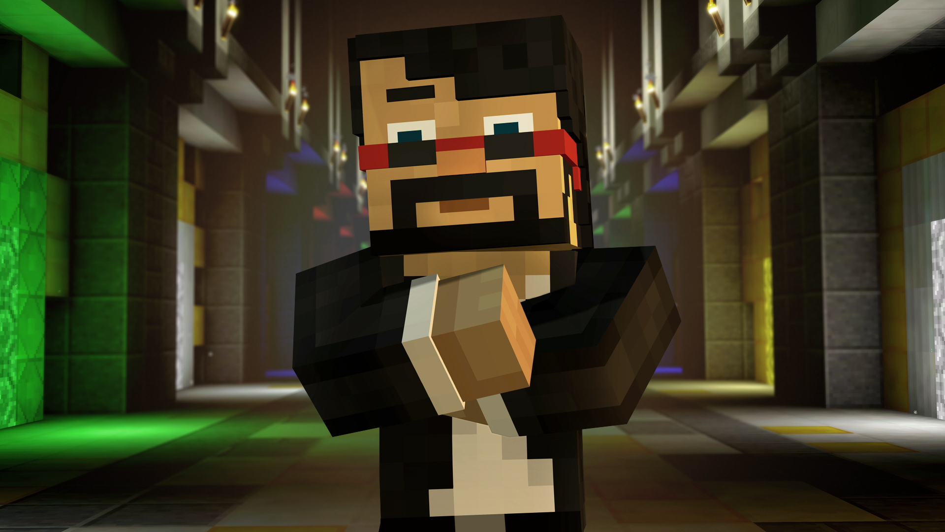 Amazon com: Minecraft: Story Mode - Adventure Pass [Steam download
