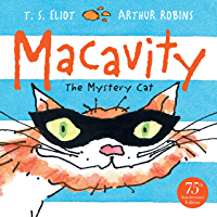 Macavity: Fixed Format Layout With Audio (Old Possum's Cats Book 1) (English Edition)