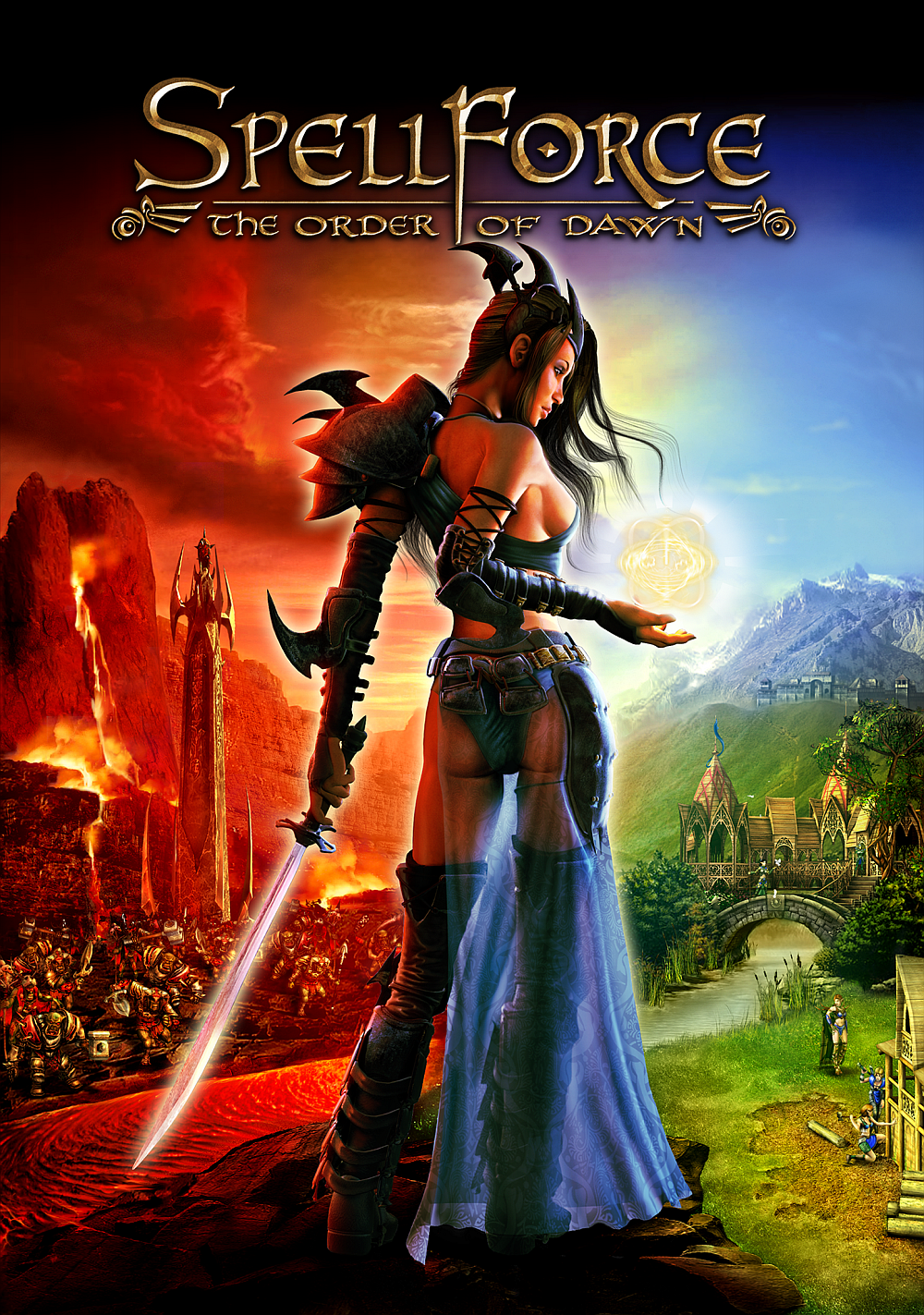 Spellforce 1 The Order of Dawn [Download]