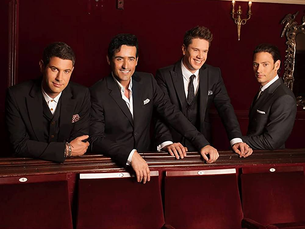 Il divo on amazon music - Il divo music ...
