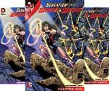 Sensation Comics Featuring Wonder Woman (2014-2015) (Issues) (50 Book Series)