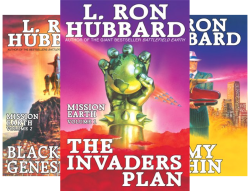 Mission Earth (10 Book Series) by  L. Ron Hubbard