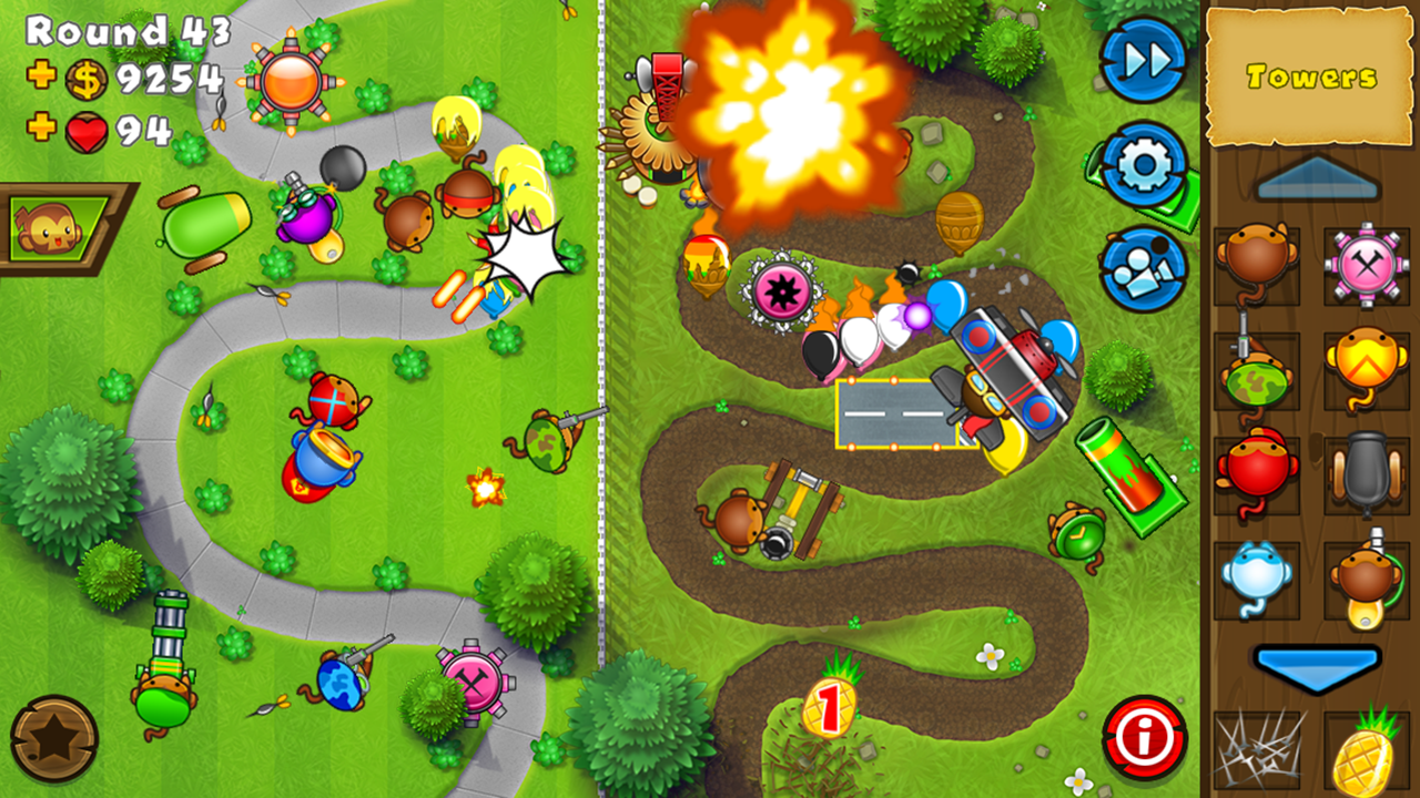 Bloons TD 5 for Android - Download APK free