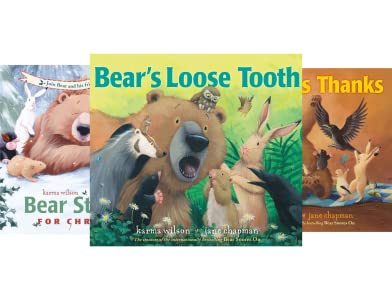 The Bear Books