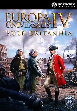 Europa Universalis IV: Rule Britannia [PC Code - Steam