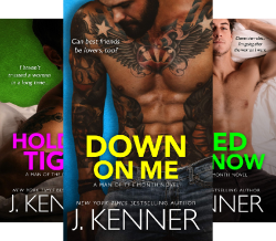 Man of the Month (16 Book Series) by  J. Kenner Julie Kenner
