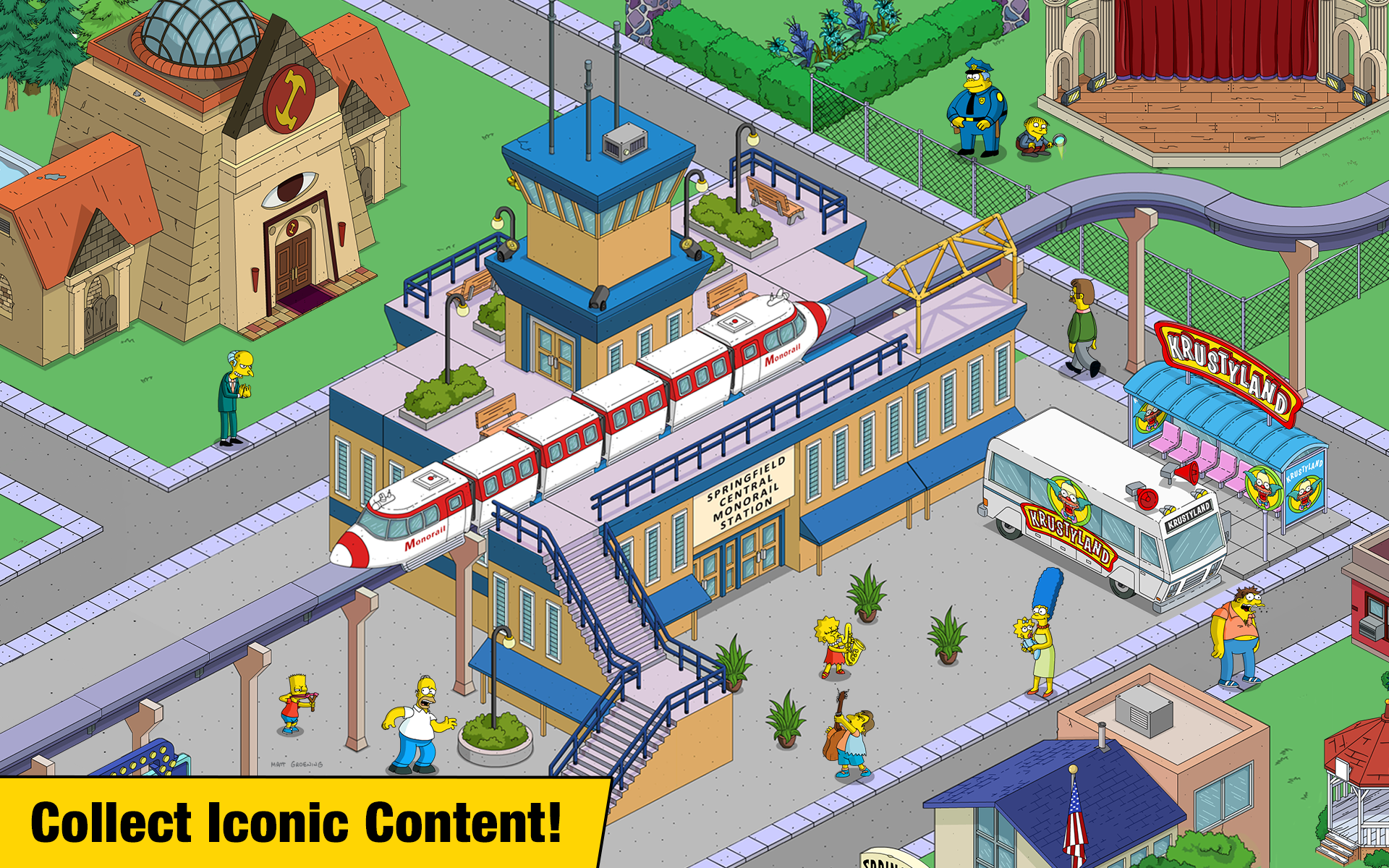 The simpsons tapped out appstore for android - Jeux info simpson ...