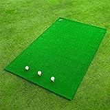 FORB Golf Hitting Mats | Launch Pad Golf Practice Mats | Artificial Grass Golf Hitting Mat [Net World Sports]