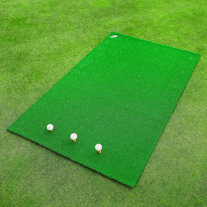 profinity gorilla hank durapro mat x perfect mats reaction golf haney practice hitting