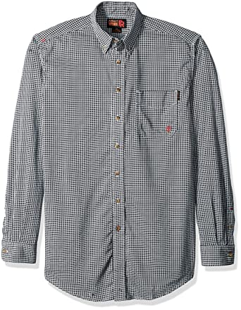 71db30944c85 ARIAT Men s Fr Edmond Work Shirt at Amazon Men s Clothing store