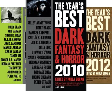 The Year's Best Dark Fantasy & Horror