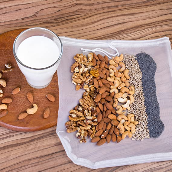 Cocina Tradicional Tuerca - bolsa de colador de leche y ...