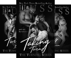 The Turning Series (3 Book Series) by  JA Huss
