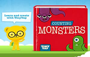 Counting Monsters - Math Game by TinyTap