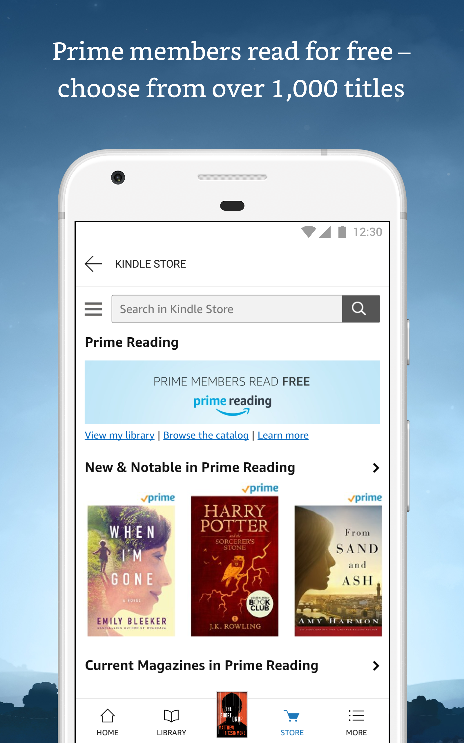 Amazon.com: Kindle for Android: Appstore for Android - photo#26