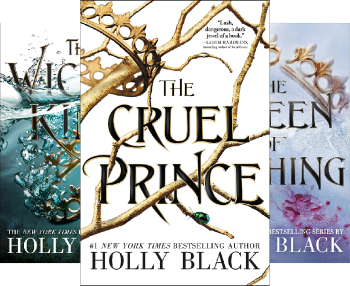 Image result for the cruel prince series