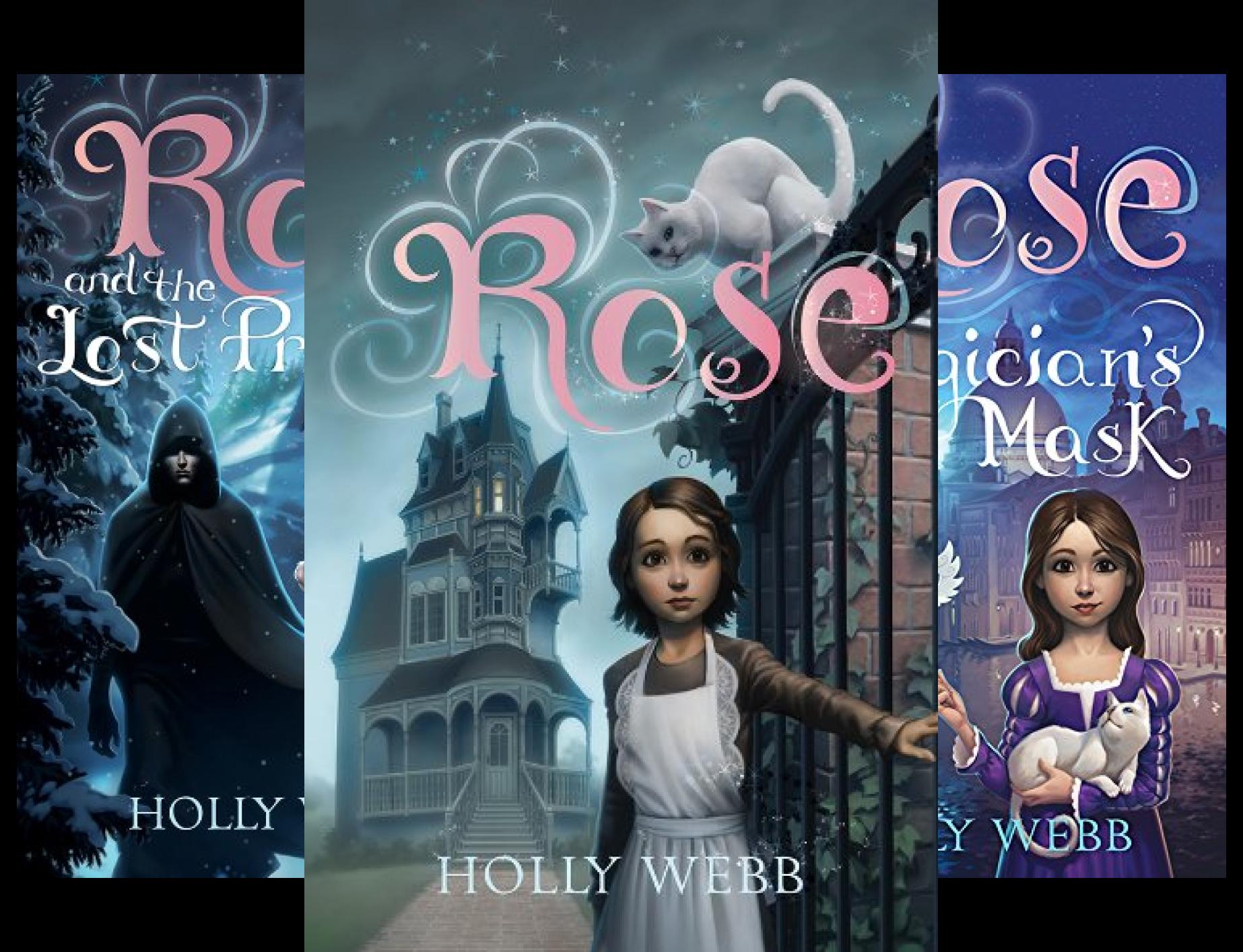 Rose (4 Book Series) (Venice Masks Story)