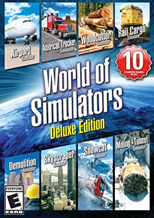 World of Simulators - Deluxe Edition [Download]