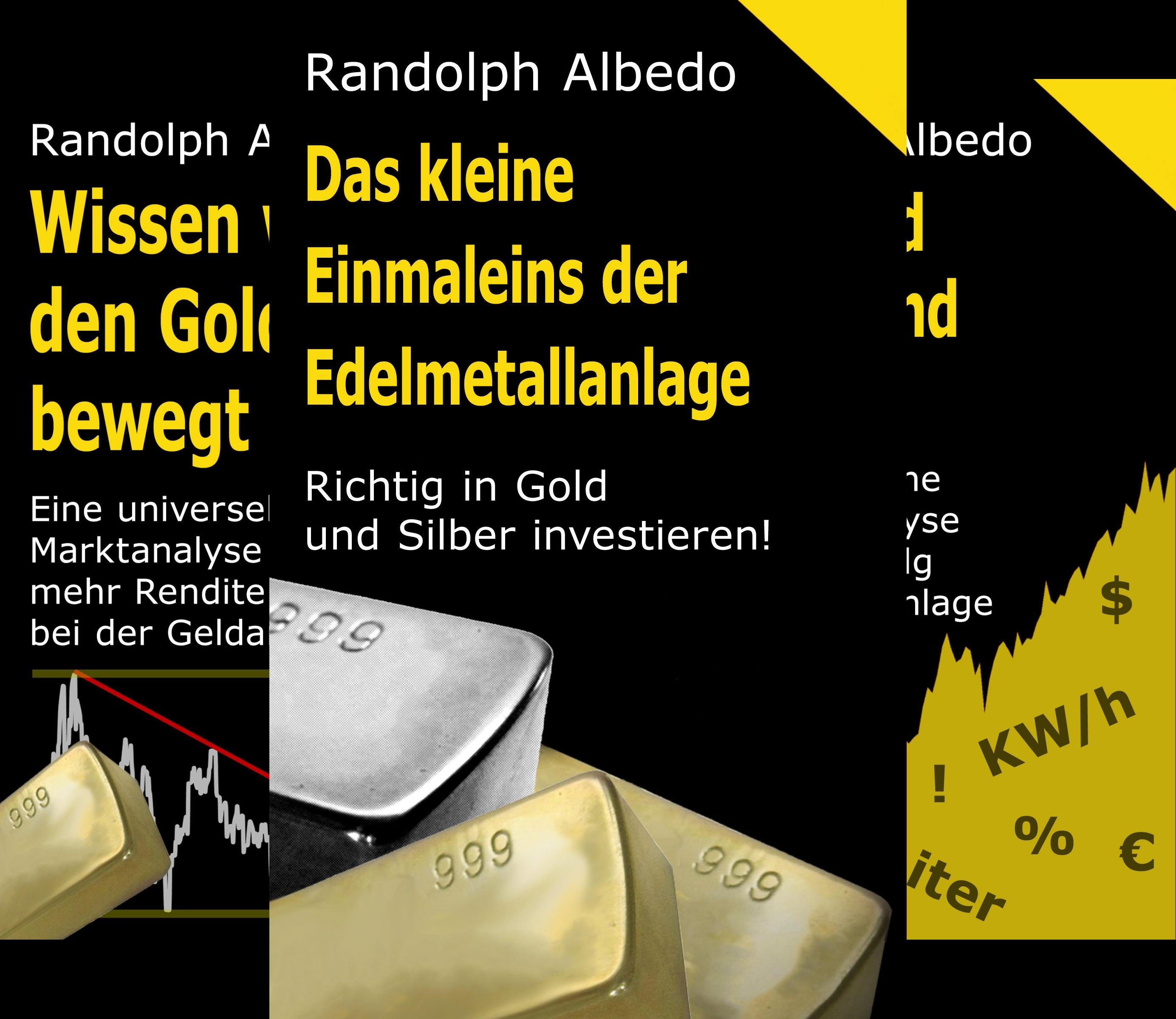 Grundwissen Gold (Reihe in 3 Bänden)