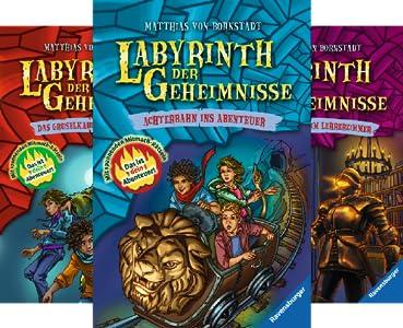 Das Labyrinth Der Geheimnisse