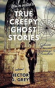My creepy  Books