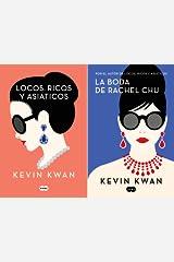 Locos, ricos y asiáticos Kindle Edition
