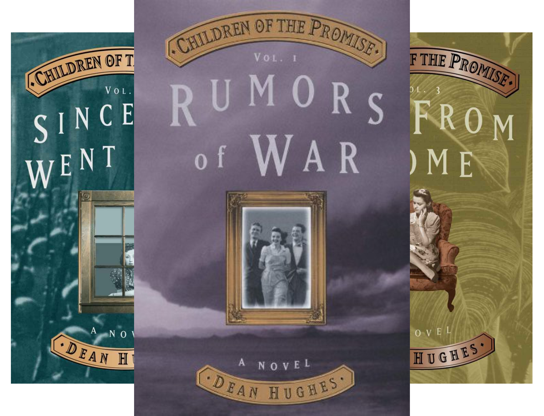 Children of the Promise (5 Book Series)
