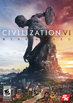 Sid Meier's Civilization VI: Rise and Fall [Online Game Code]