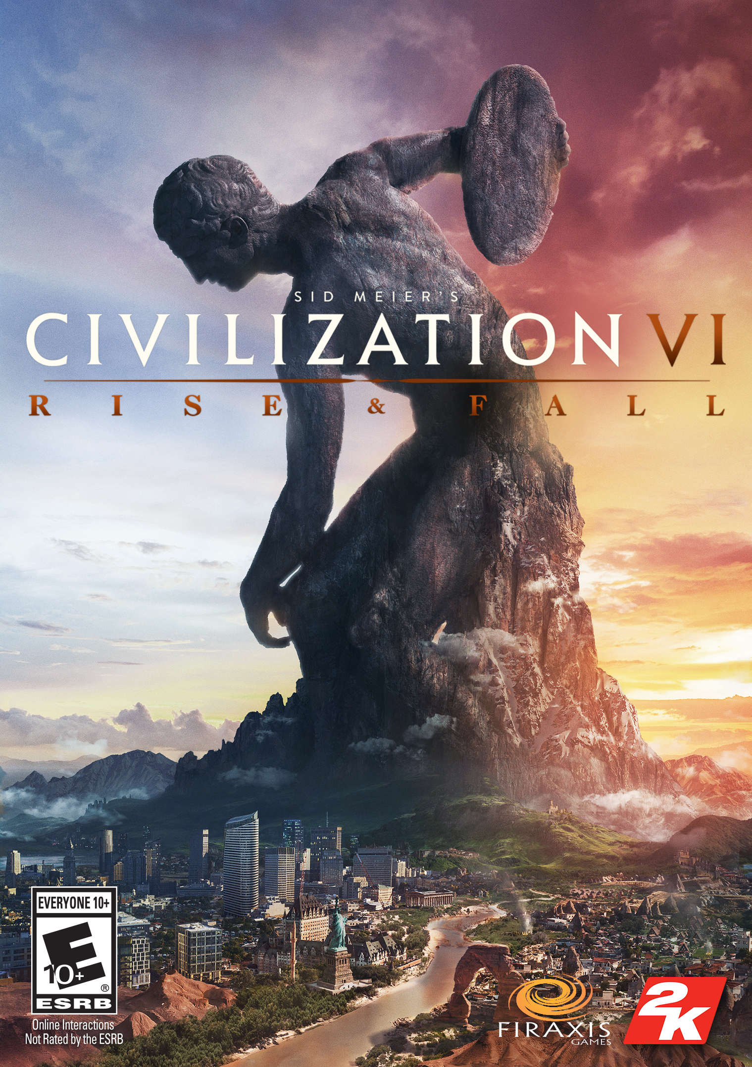 Sid Meier's Civilization VI: Rise and Fall [Online Game Code] (Video Games)