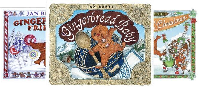Jan Brett's Gingerbread