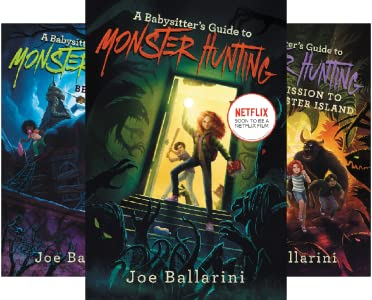 Babysitter S Guide To Monsters 3 Book Series Kindle Edition