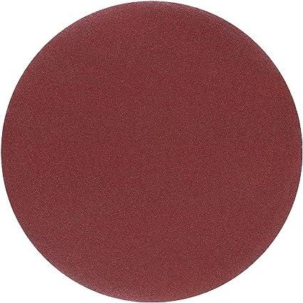 125 Mm Ohne Loch Red Exzenter Schleifscheiben Sortiment Set 50 Scheiben P1000 P800 P600 P400 P320 Klett Schleifpapier Baumarkt